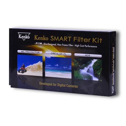 Kenko Filtre 55mm - Ensemble de 3 Filtres
