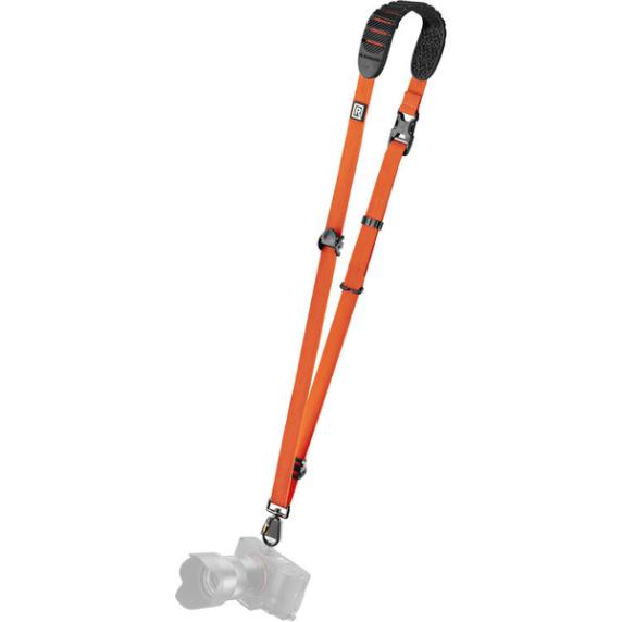 BlackRapid Camera Strap Cross Shot - Orange