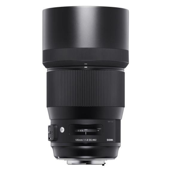 Sigma Art 135mm f1.8 DG HSM