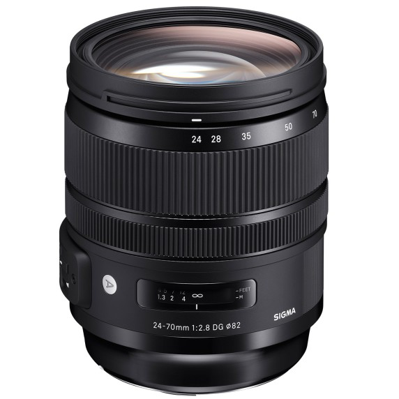 Sigma Art 24-70mm F2.8 DG OS HSM
