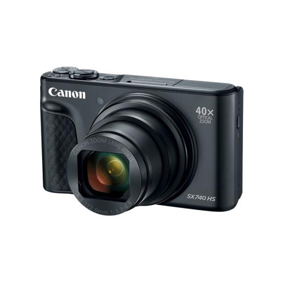 Canon PowerShot SX740 HS avec étui