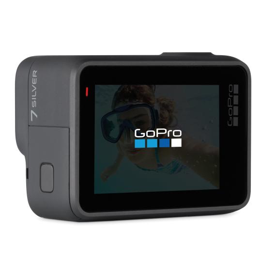 GoPro HERO7 Silver Edition