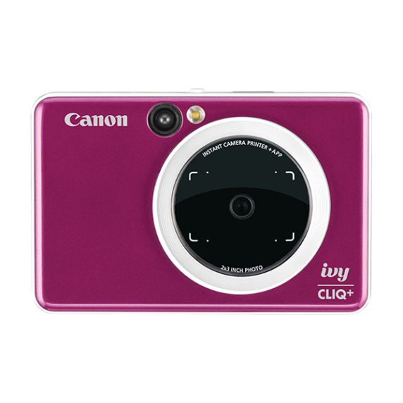 Canon IVY CLIQ+ (Rouge)