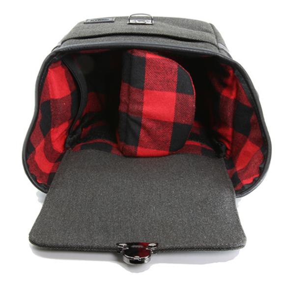 Roots Uptown Flannel 15 – Shoulder Bag