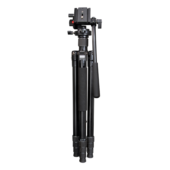Optex Black VK20 Video Traveller Tripod