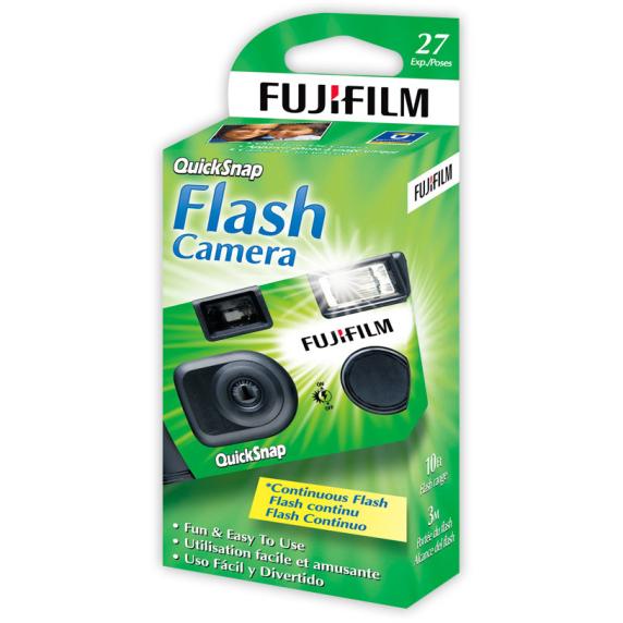 Fujifilm QuickSnap Flash Camera