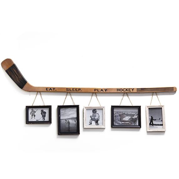 Splash Hockey  2-(5x7) 2-(4x6) 1-(5x5)