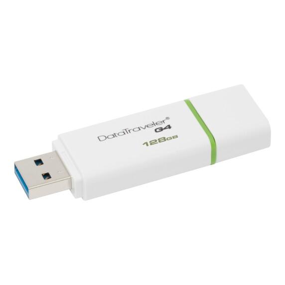 Kingston DataTraveler G4 128GB USB Flash Drive
