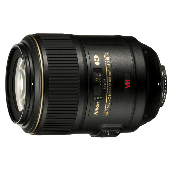 Nikon AF-S Micro 105mm f/2.8D IF-ED VR