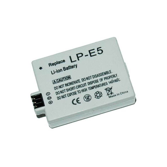 ProMaster Pile Canon LP-E5