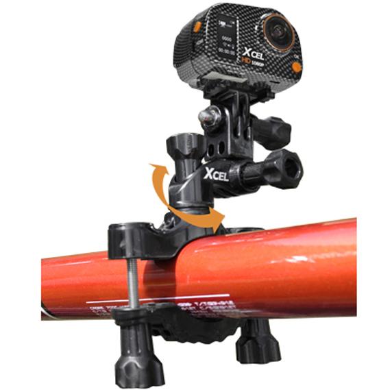 XCEL 360° roll bar mount