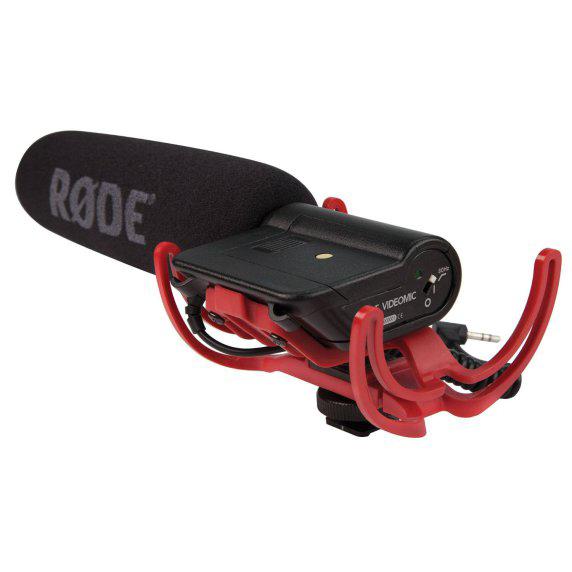 Rode Microphone VidéoMic