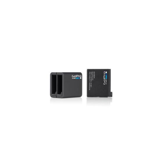 GoPro Double chargeur de batterie + batterie (pour HERO4)