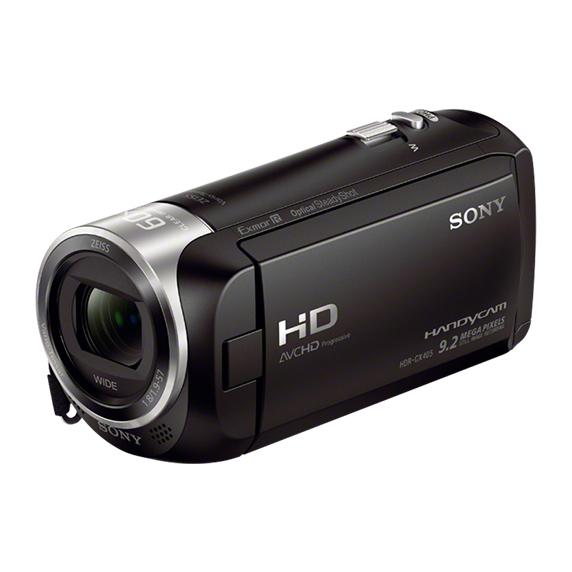 Sony Handycam HDR-CX405 - Camcorders | PixM