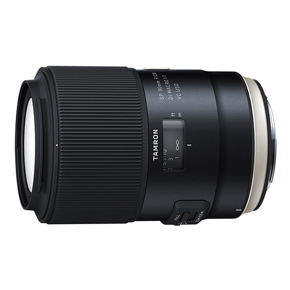 Tamron SP 90mm F/2.8 Di Macro 1:1 VC USD R2