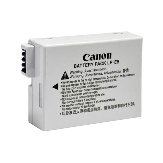 Canon Batterie LP-E8