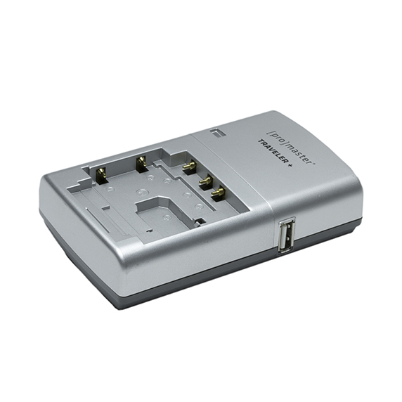ProMaster Chargeur Batterie Traveler - Panasonic