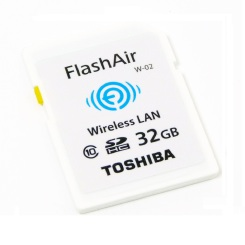 SD-HC 32 GB CL 10 Flash Air