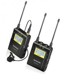 UWMIC9 Système de microphone cravate sans fil