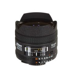 AF FX Nikkor Fisheye 16mm f2.8D