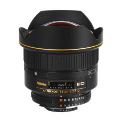 AF FX Nikkor 14mm F2.8 ED