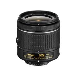 AF-P DX NIKKOR 18-55mm f/3.5-5.6G VR (Boite Blanche)