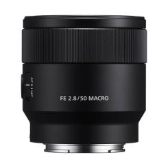 FE 50mm f/2.8 Macro