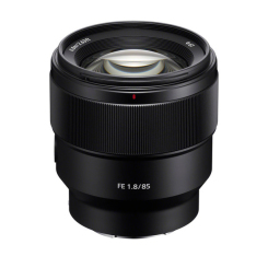FE 85mm f/1.8