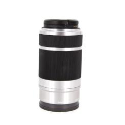 E 55-210mm f/4.5-6.3 OSS (Argent) - Usagé