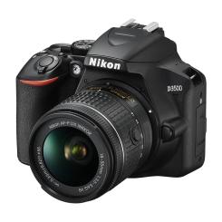 D3500 avec AF-P 18-55mm VR