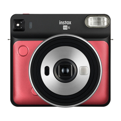 Instax SQUARE SQ6 (Rouge Rubis)