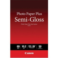 Papier Semi-Gloss 13x19 (50 Feuilles)