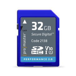 SDHC 32GB Performance 2.0