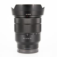 FE 16-35mm Vario-Tessar F4 ZA OSS - Usagé