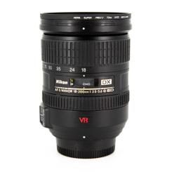 18-200mm f/3.5-5.6G IF-ED AF-S VR DX - Usagé