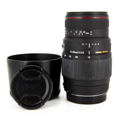 70-300mm F4-5.6 APO DG Macro - Monture Canon - Usagé