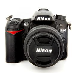 D7000 & 18-55mm F3.5-5.6 VR - Usagé