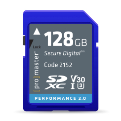 SDXC 128GB Performance 2.0