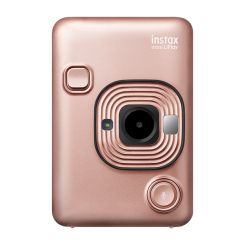 Instax Mini LiPlay (Or)