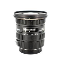 10-20mm F3.5 DC HSM EX usagé - Monture Canon