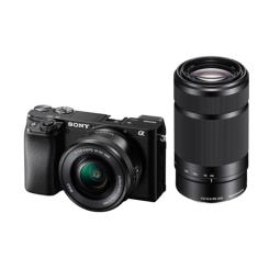 a6100 avec 16-50mm OSS + 55-210mm OSS