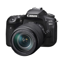 EOS 90D with 18-135mm IS USM