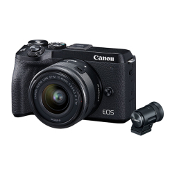EOS M6 Mark II avec 15-45mm IS STM