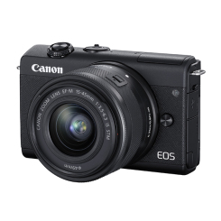 EOS M200 with 15-45mm IS STM (Black)