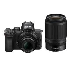 Z50 avec 16-50mm VR + 50-250mm VR