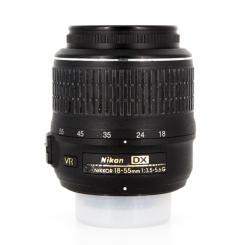 AF-S 18-55mm DX f3.5/5.6 VR - Usagé