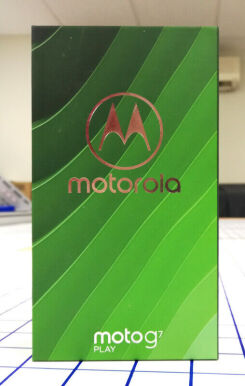 Téléphone Motorola Moto G7