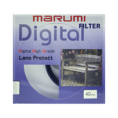 Filtre de protection DHG 40 mm