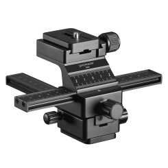 MR1 Macro Focusing Rail with quick release