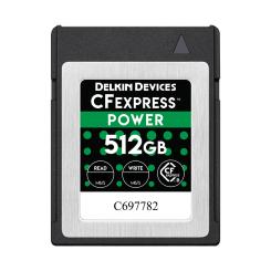 POWER CFexpress Type B Card (512GB)